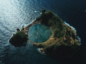 A beautiful Island Archipelago